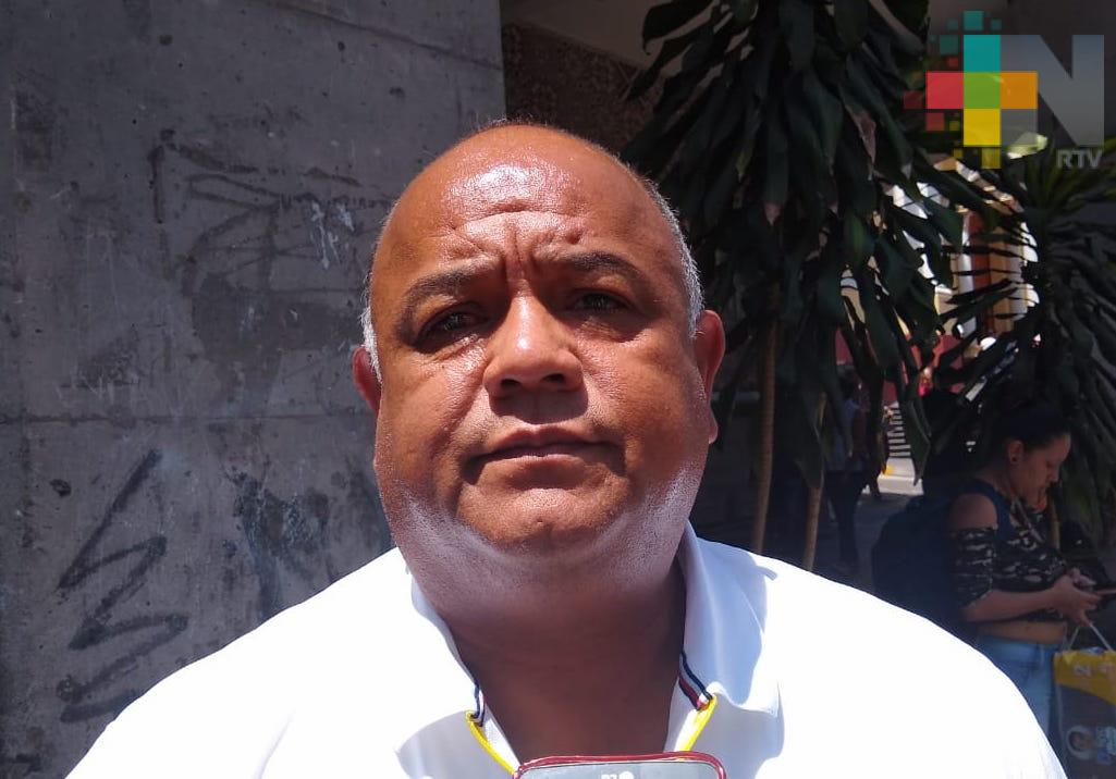 Festejos patrios se realizarán en diferentes municipios de Veracruz: Eric Cisneros