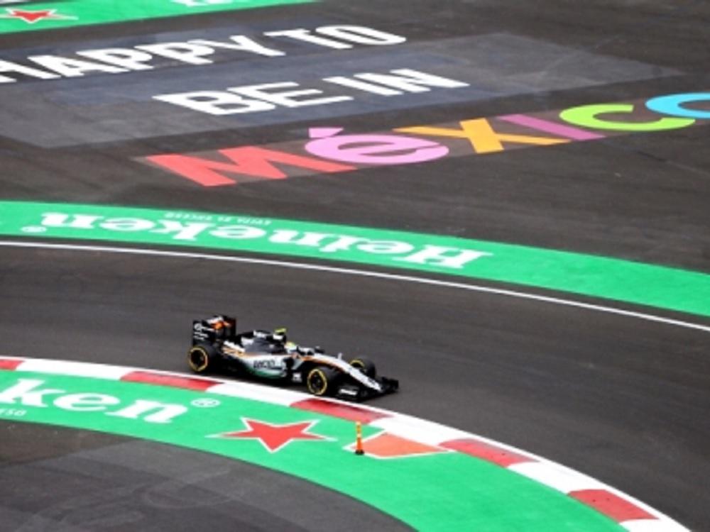 Fórmula 1 se queda en la Ciudad de México, confirma Sheinbaum