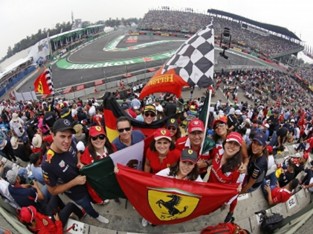 Calendario de Fórmula 1 para 2020 será más extenso; tendrá 22 GP