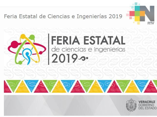 Invitan a estudiantes a la Feria Estatal de Ciencias e Ingeniería 2019