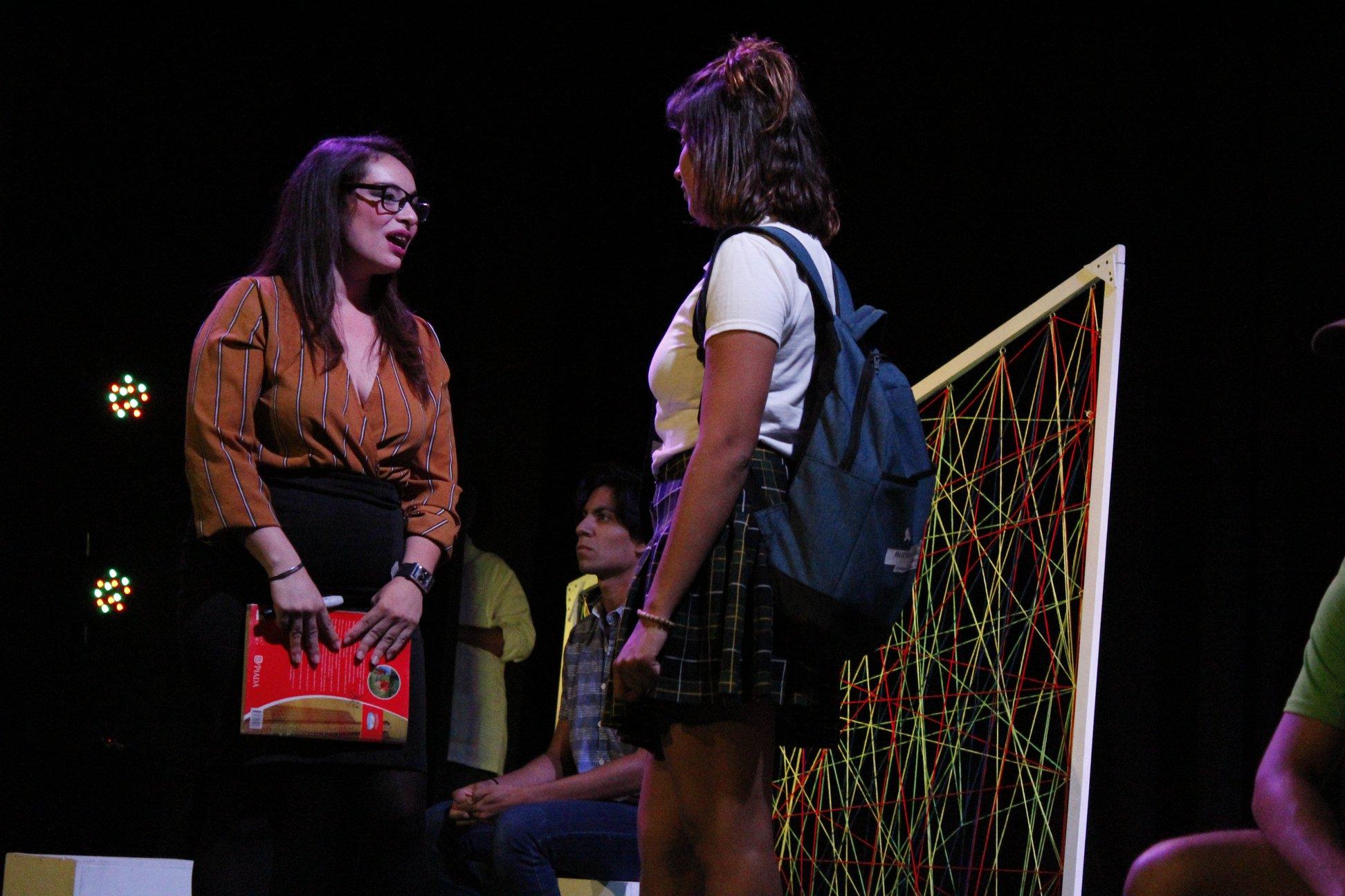Promueve ayuntamiento de Xalapa proyecto de teatro en colonias del municipio