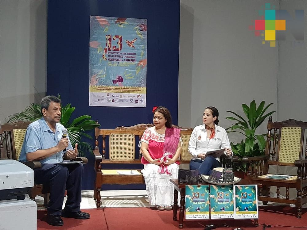 Córdoba será sede del  festival de Son Jarocho, Son Huasteco, Fandango, Huapango y Trovada