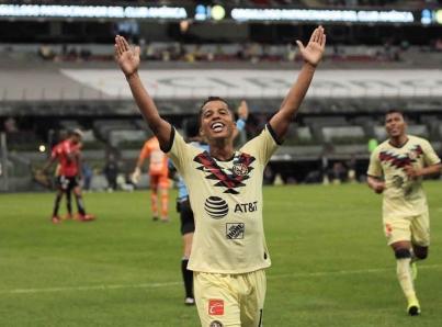 Giovani Dos Santos comanda triunfo del América 3-1 sobre Tijuana
