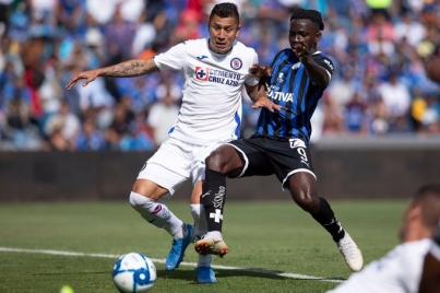 Querétaro supera y golea 3-0 a Cruz Azul en fecha tres de Liga MX