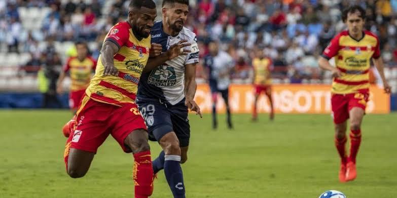 Morelia ya ganó, 2-1 a un Pachuca que está con un empate y dos derrotas