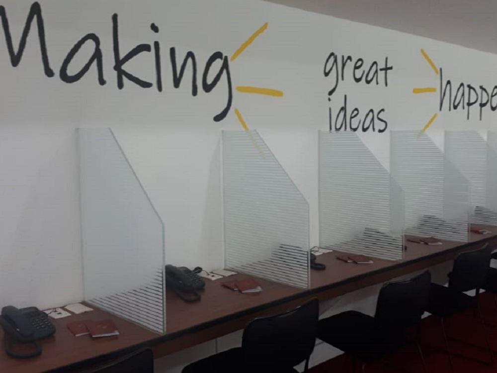 Inauguran área de 'coworking' en WTC Veracruz