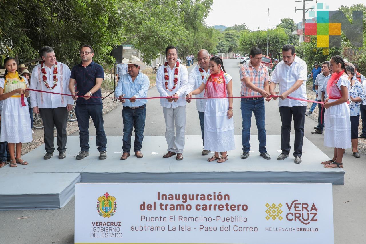 Se realizan más de 500 obras con una inversión de 5 mil MDP en Veracruz: Gobernador
