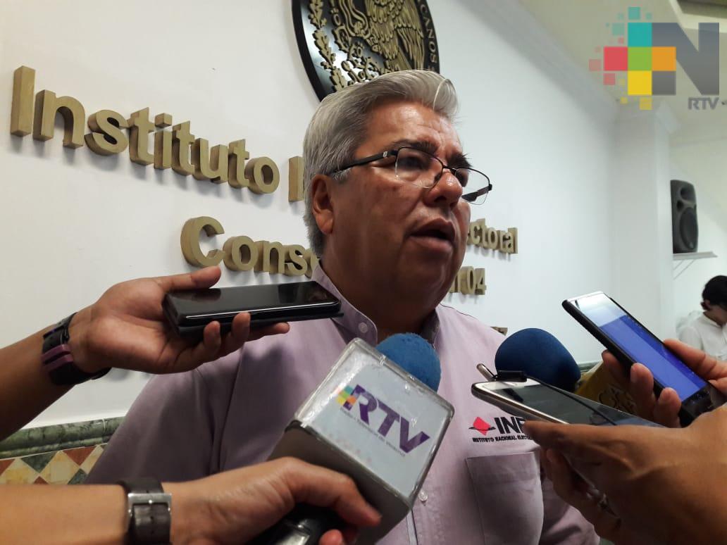 En Veracruz, las personas sin derechos electorales podrán tramitar su credencial, solo como un medio de identificación: INE