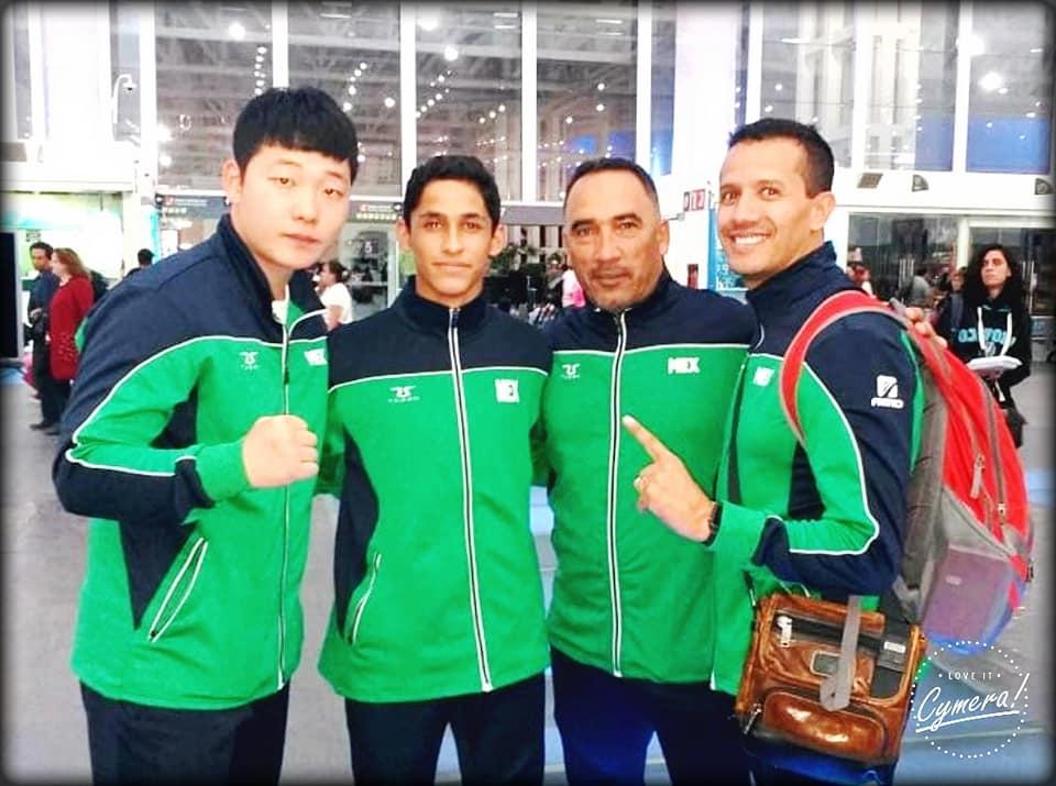 Julián Sánchez va por un buen resultado en Uzbekistán