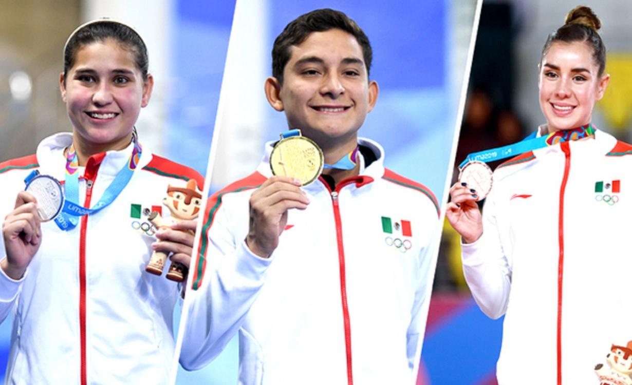 México tiene ya 21 medallas de oro; ahora es cuarto en Lima 2019