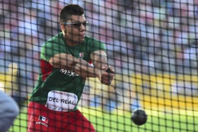 Lanzador mexicano Diego del Real se queda cerca de bronce en JP