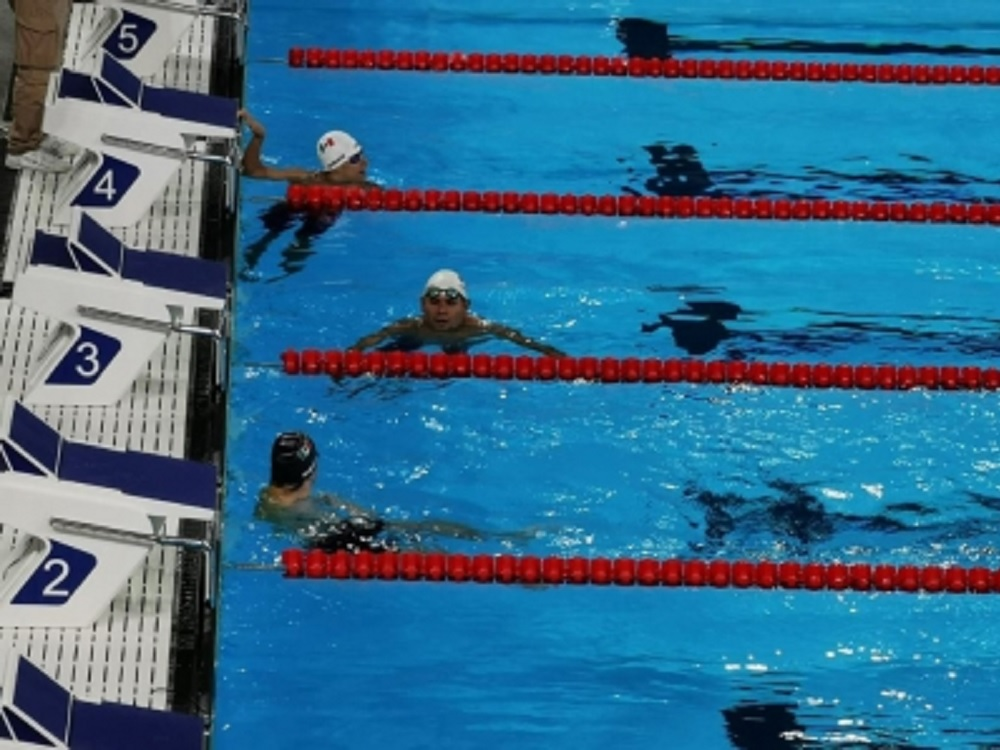 Natación mexicana suma 57 preseas en Parapanamericanos por planificación