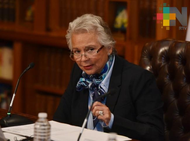 Secretaria de Gobernación podría asistir a Primer Informe de Cuitláhuac García