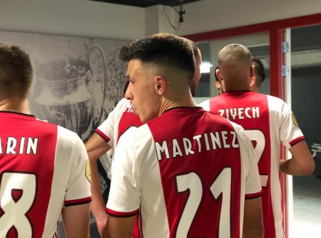 Ajax consigue primer triunfo en Eredivisie; Edson Álvarez sin debutar