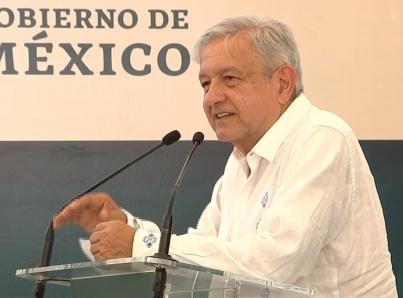 Con EUA queremos «respeto mutuo» a nuestras soberanías: López Obrador