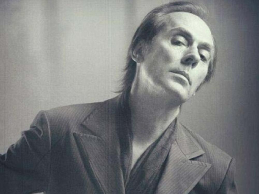 Peter Murphy sufre infarto y suspende conciertos en Nueva York