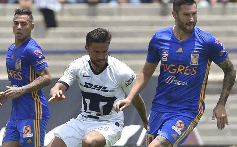 Con gol histórico de Gignac, Tigres quita invicto a Pumas