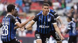 Querétaro remonta, gana a Pachuca y es líder momentáneo de Apertura 2019