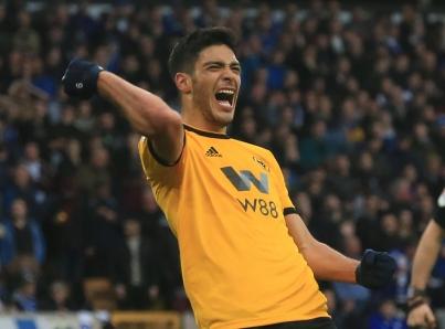 Wolverhampton y Jiménez inician Premier League con empate ante Leicester