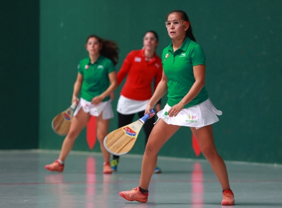 Equipo femenil mexicano de raquetbol gana oro en Lima 2019