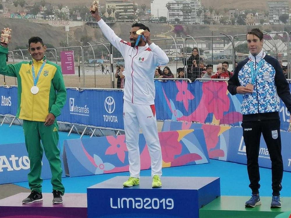 Resalta Asociación de Triatletas logros de Crisanto Grajales