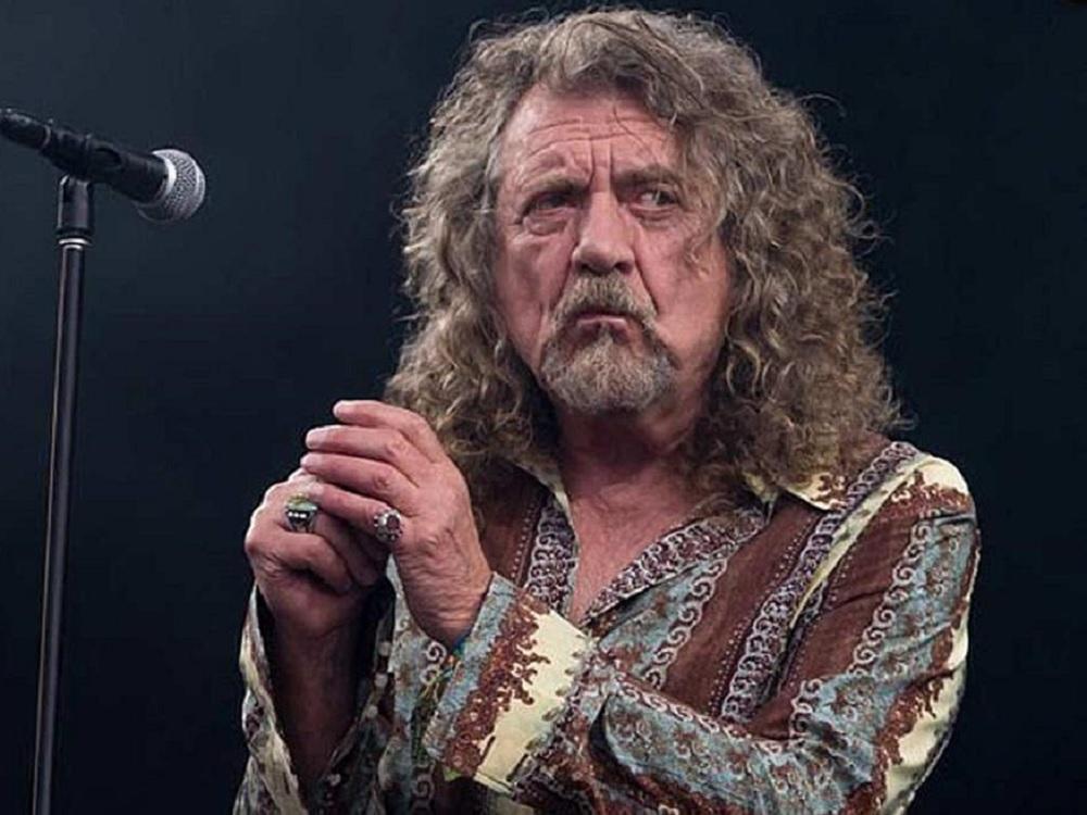 Robert Plant, la voz de Led Zeppelin, llega a sus 71 años de edad
