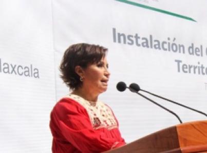Juez niega suspensión a Rosario Robles, no hay orden de aprehensión en su contra