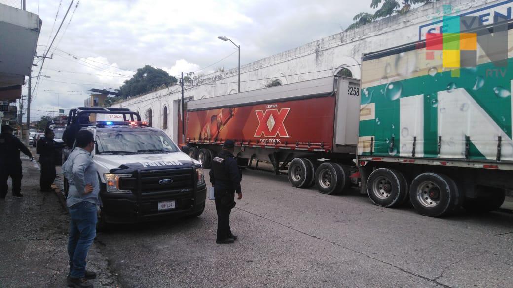 Recupera SSP dos semirremolques robados, en Córdoba