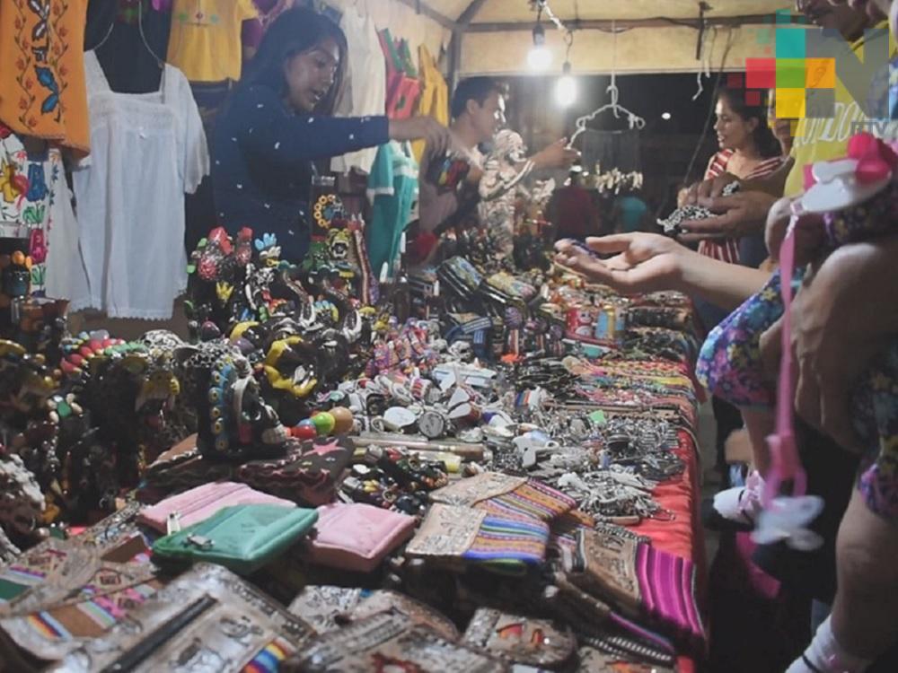Se reactiva comercio en Tempoal a través del fomento de la cultura