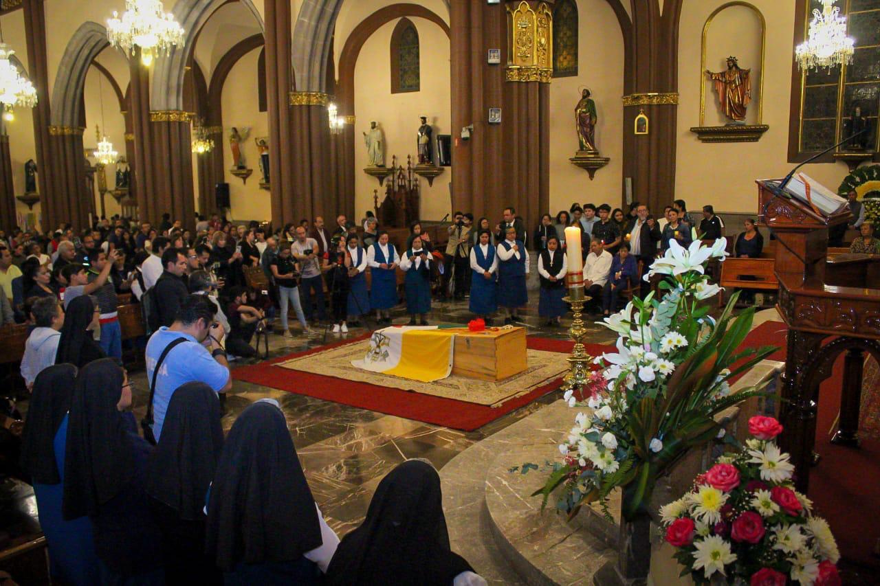 Expresa Gobierno de Veracruz su pesar por fallecimiento del Cardenal Sergio Obeso