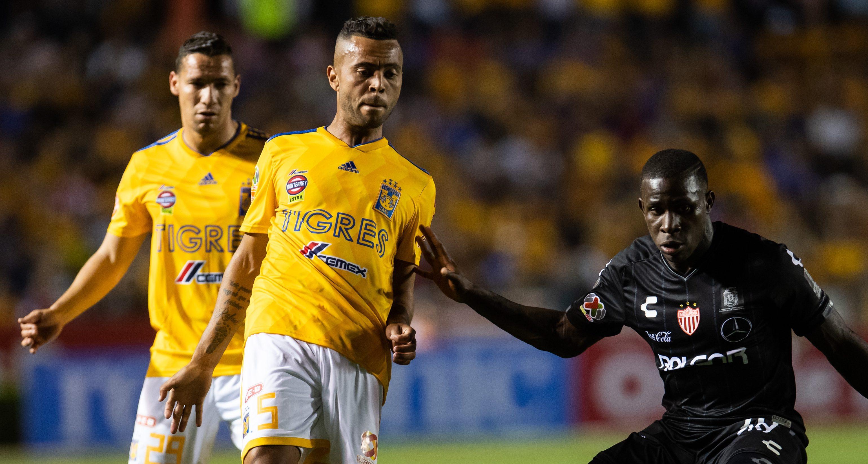 Con tres de Gignac, Tigres vence 3-1 a Necaxa en Liga MX