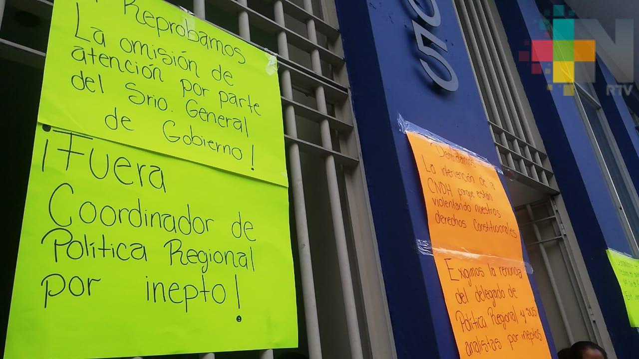 Toman la delegación Política Regional en Córdoba