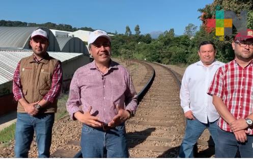 Tren ligero dará movilidad a población de 4 municipios: Gobernador Cuitláhuac García