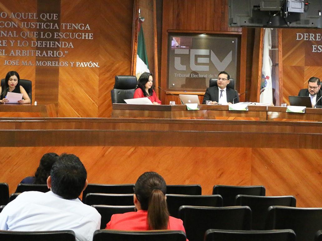 TEV desechó denuncia contra  Congreso por suspensión provisional del ayuntamiento de Mixtla de Altamirano