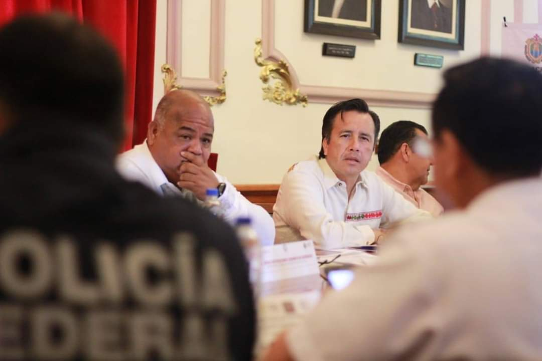 Seguiremos disminuyendo índice delictivo en Veracruz: Cuitláhuac García