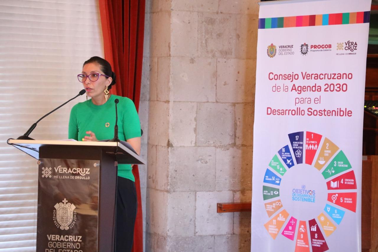 Participará Veracruz en capacitación sobre la estrategia Agenda 2030 de la ONU