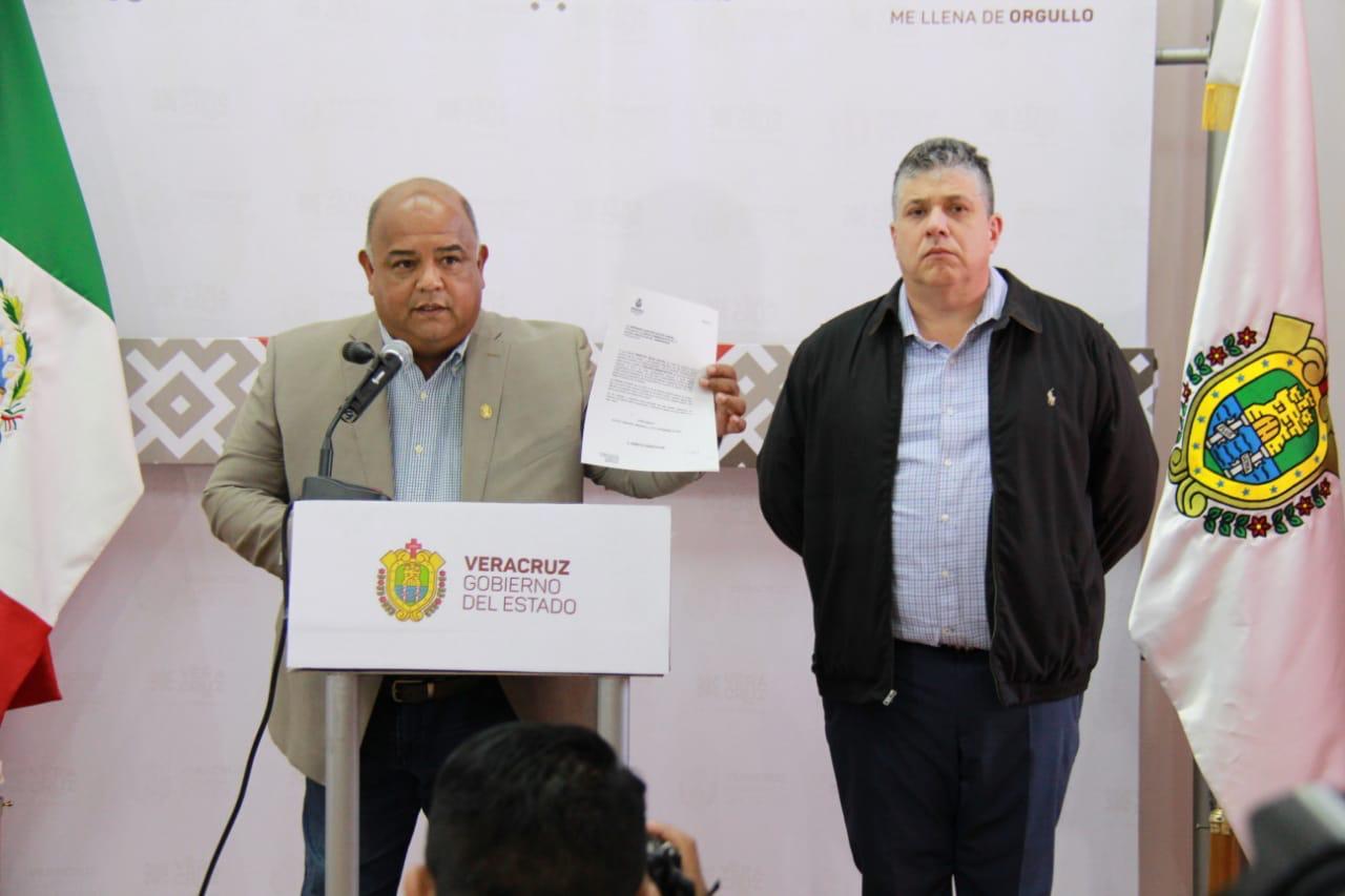 """Aún con antecedentes penales, Oficina Particular de Yunes contrató a Primitivo """"N"""""""