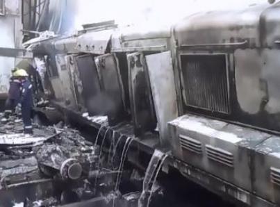 Accidente automovilístico deja 20 muertos y 47 heridos en Egipto