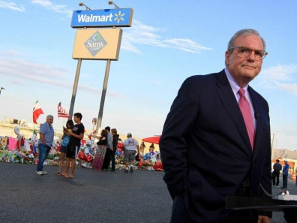 Alcalde de El Paso descarta impacto en economía local por tiroteo