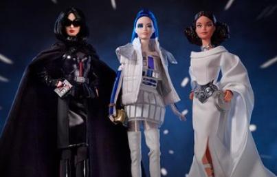 """""""La fuerza"""" acompaña a Barbie"""