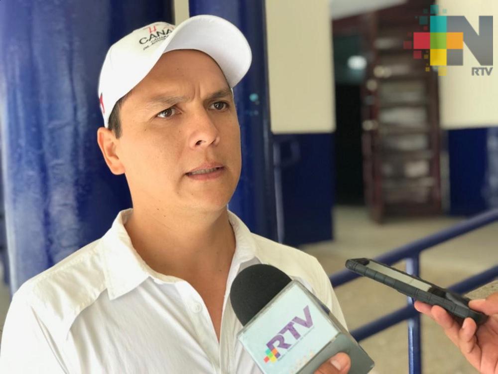 Región sur de Veracruz no es una zona de riesgo para los transportistas de carga: Canacar