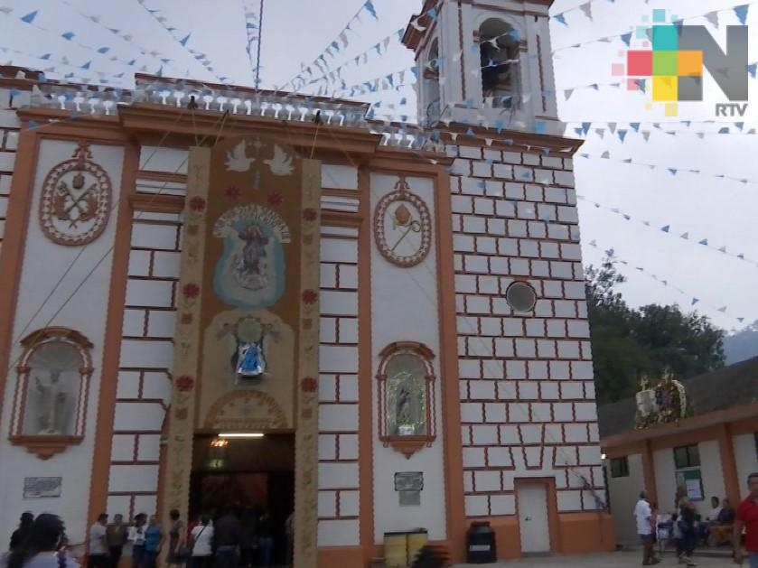 Concluye fiesta patronal de Jilotepec