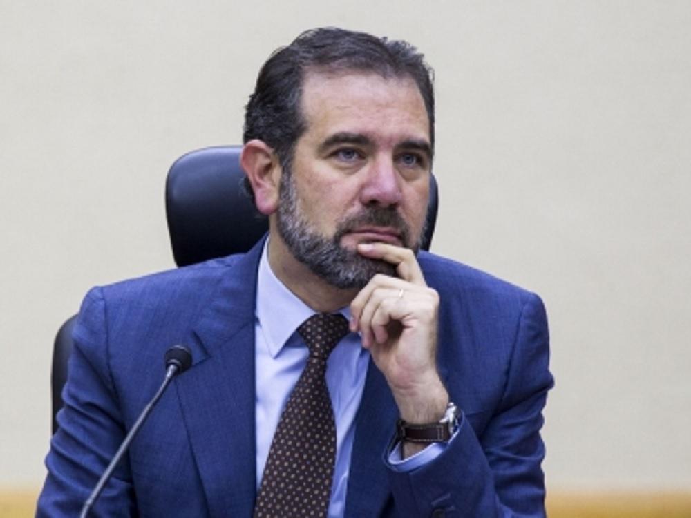 Partidos no han regresado ni recortado aún su presupuesto, afirma INE