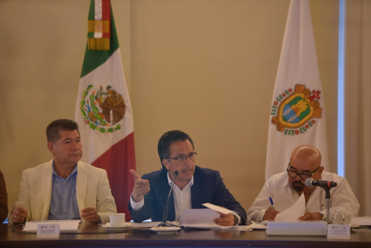 No vamos a bajar la guardia, iniciamos cuarta semana contra el dengue: Cuitláhuac García