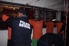 Traslada SSP 54 reos a centros penitenciarios estatales