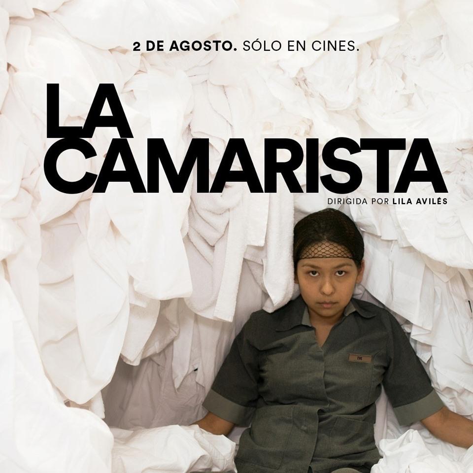 """""""La camarista"""" buscará premios Goya y Oscar por México"""
