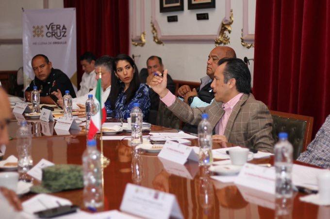 Continuamos reforzando operativos de seguridad en todo el estado: Cuitláhuac García