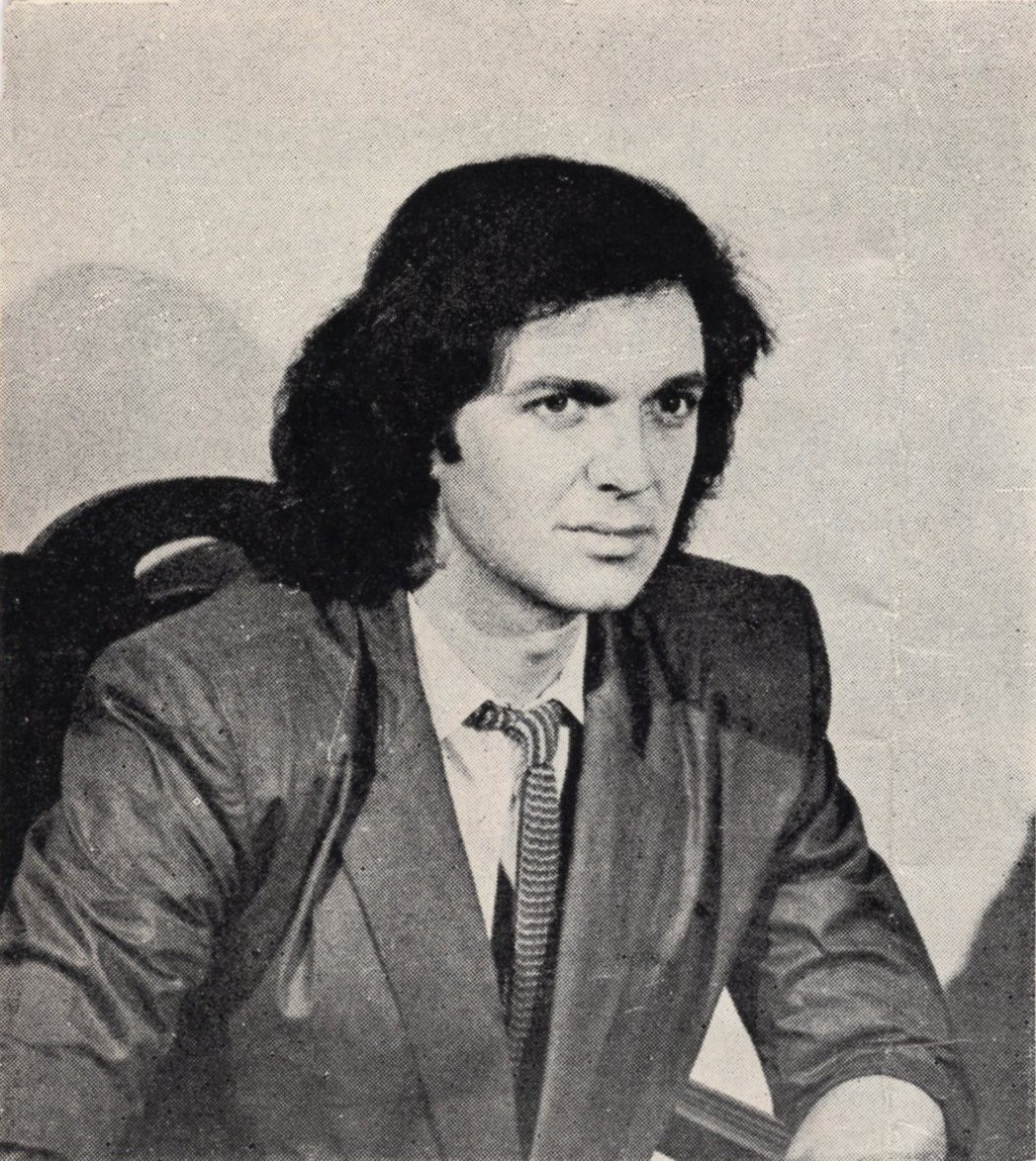 Murió el cantante español Camilo Sesto