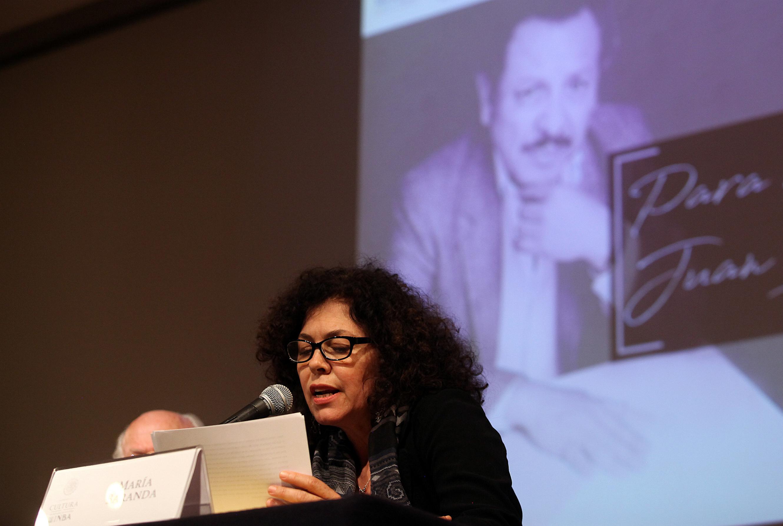María Baranda, premio de literatura infantil y juvenil