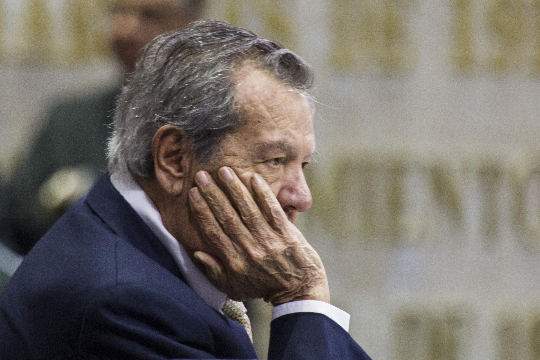 Rechaza Porfirio Muñoz Ledo encuesta del INE